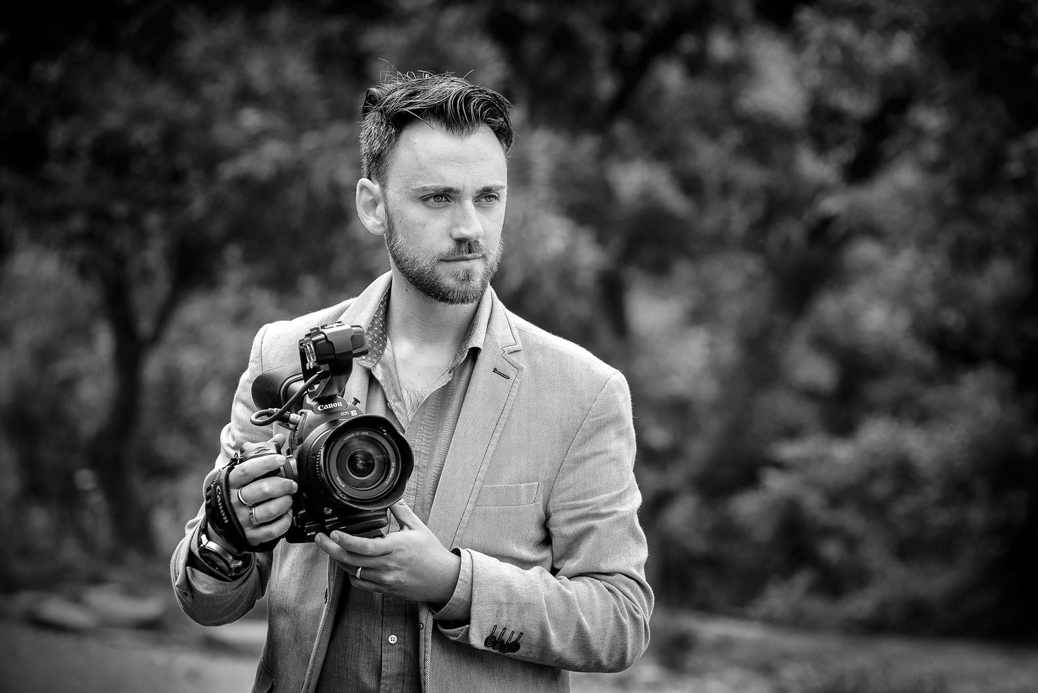 Bruno Tedeschi Filmmaker on wedding sicily