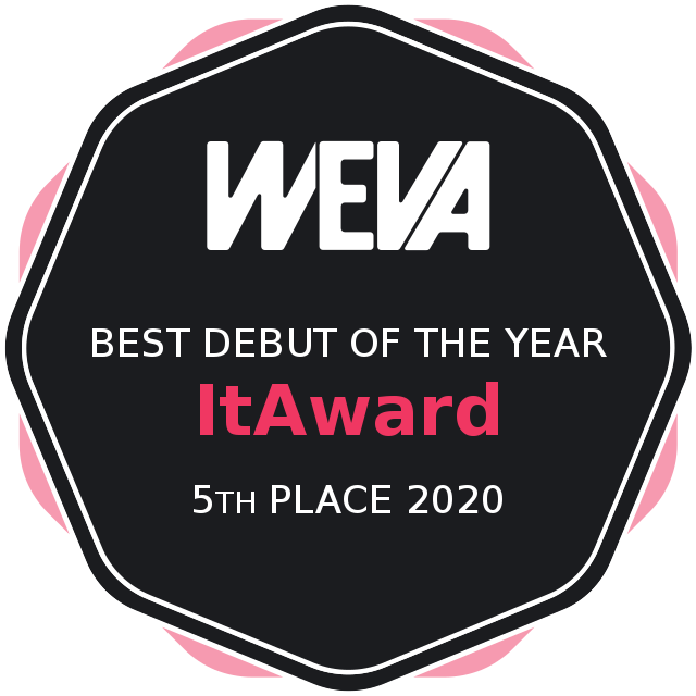 Weva Awards 2020 - Debut of the year